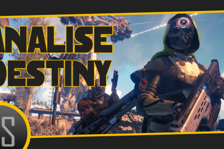 Capa Youtube Analise DESTINY